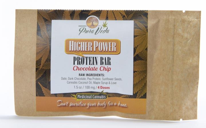 Protein Bar by PuraVida