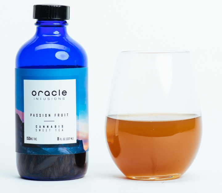 Passion Fruit Sweet Tea by OracleInfusions
