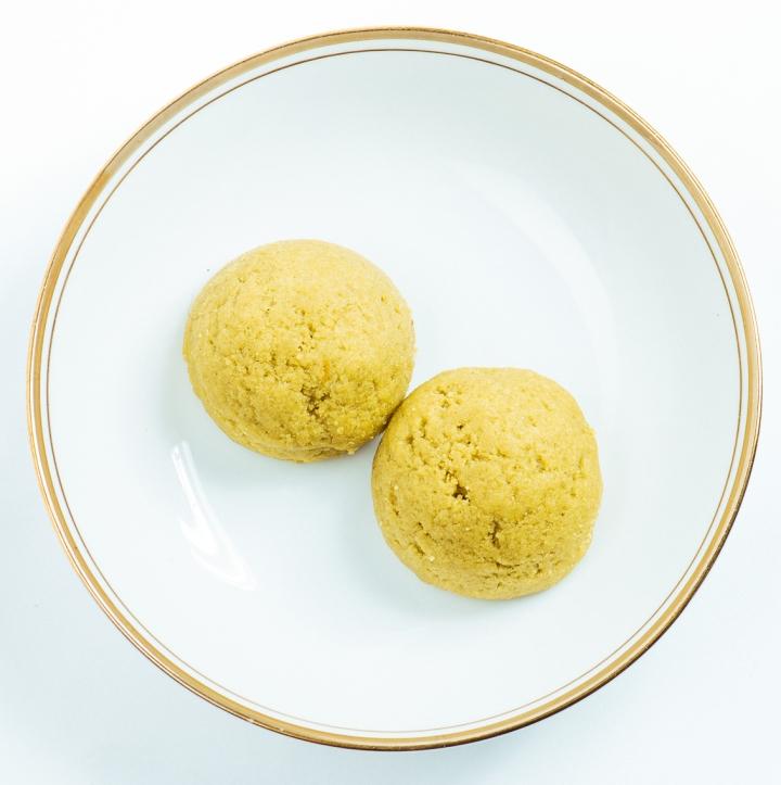Lunar Lemon Maca Shortbread Cookie by Moonman'sMistress