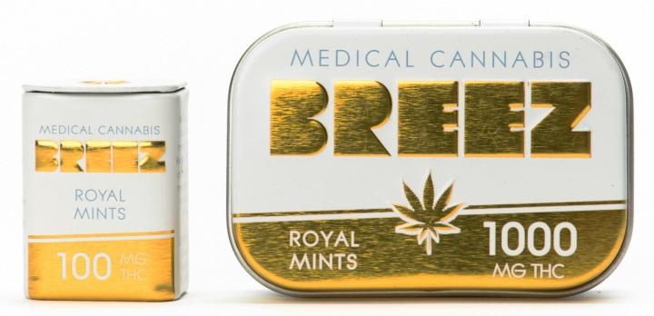 Royal Mints byBreez