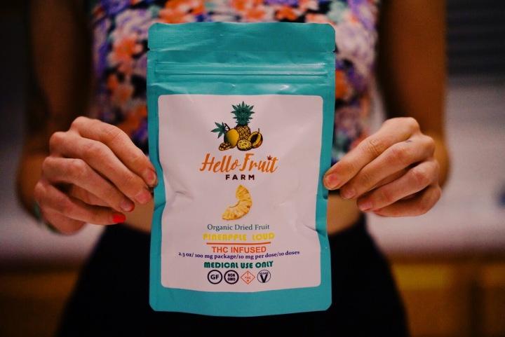 Hello Fruit Farm PineappleLoud